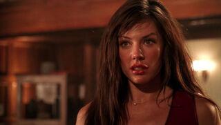 Desiree Atkins (played by Krista Allen) Smallville 51