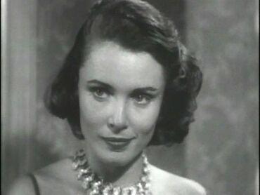Bonnie Douglas (Rose Marie Bowe)