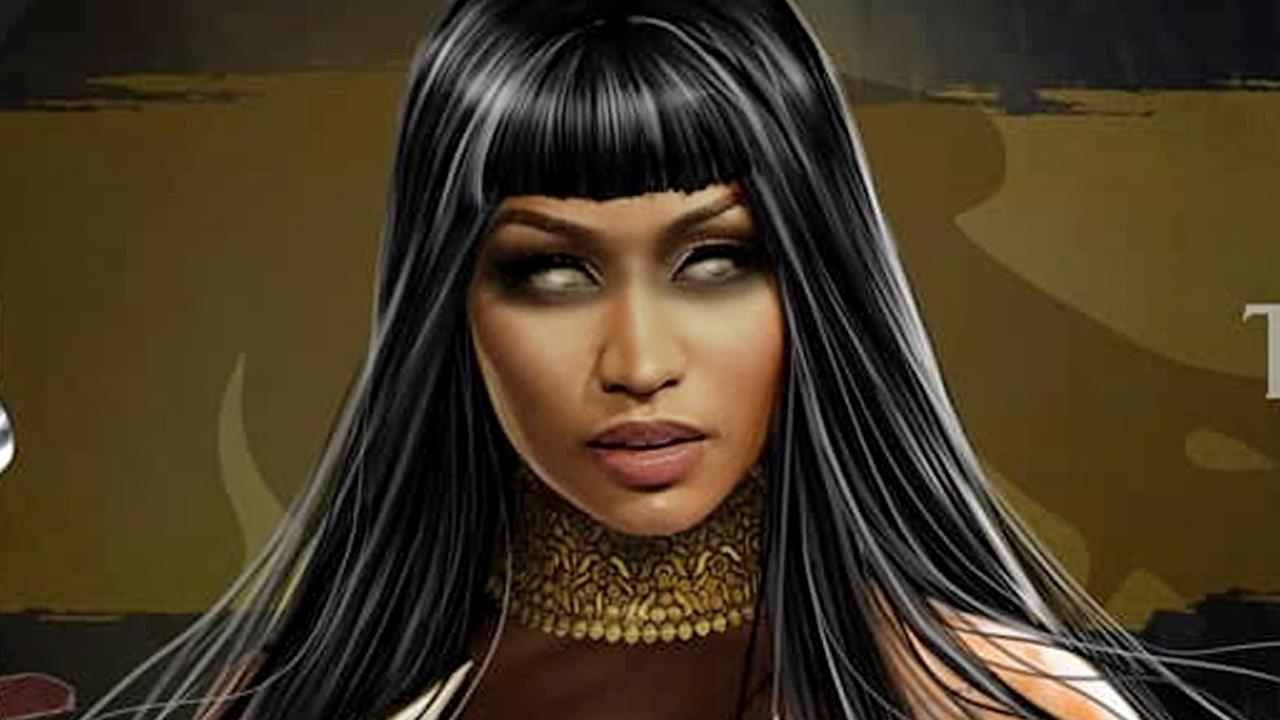 Tanya Mortal Kombat The Female Villains Wiki Fandom