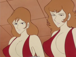 Himeoto's Zako 1 - Lupin III