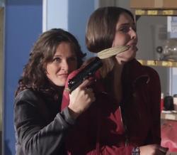 Audrey Burchill hostage