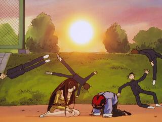Hinako Ninomiya (voiced by Yumi Touma) Ranma 1-2 Oav 04 91
