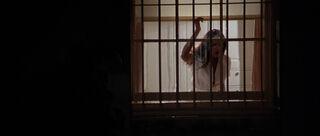 Fatima Blush (played by Barbara Carrera) Never Say Never Again 29