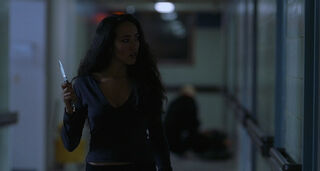Nadja (played by Marisa Quintanilla) Road House 2 Last Call 34