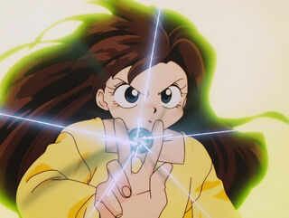 Hinako Ninomiya (voiced by Yumi Touma) Ranma 1-2 Oav 04 03