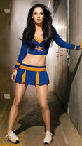 Megan Fox Cheerleader Moto E Wallpapers