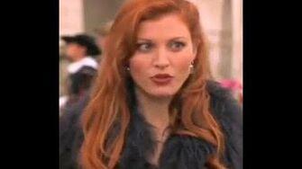 Rachel York as Villainess Cassandra Hausen