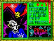 The Astonishing Adventures of Mr. Weems and the She Vampires - 1987 - Macmillan Ltd