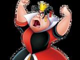 The Queen of Hearts (Alice in Wonderland)