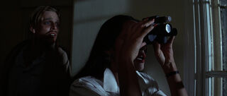 Fatima Blush (played by Barbara Carrera) Never Say Never Again 38