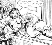 Olinka Casanova-Romanoff 2 Superfumetti