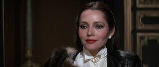 Fatima Blush (played by Barbara Carrera) Never Say Never Again 14-0