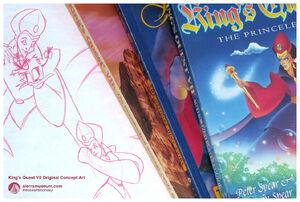 SierraMuseum-2014-11-24-Kings-Quest-VII-Original-Concept-Art