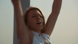 Michelle Rodham Huddleston (played by Brenda Bakke) Hot Shots 2 112