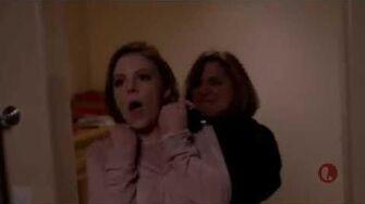 Movie Catfight, female fighting, Strangle