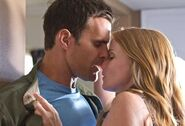 Kate Randall with Ryan