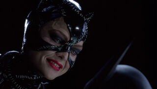 Selina Kyle-Catwoman (played by Michelle Pfeiffer) Batman Returns 124