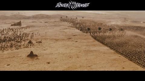 """The Mummy Tomb Of The Dragon Emperor-Battle Scene"" HD 1080p"