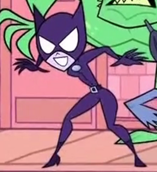 Catwoman TeenTitansGO Wikia