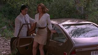 Michelle Rodham Huddleston (played by Brenda Bakke) Hot Shots 2 12