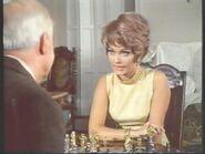 Carol Latimer (Alexandra Bastedo with Charles Lloyd Pack) 2