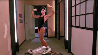 The Japanese Fighter in My Lucky Stars (played by Michiko Nishikawa) 119