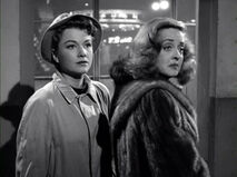 Eve and margo