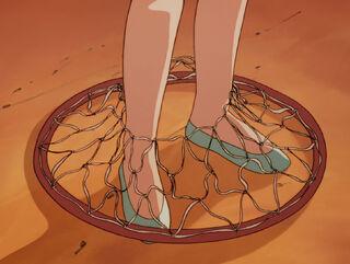Hinako Ninomiya (voiced by Yumi Touma) Ranma 1-2 Oav 04 93