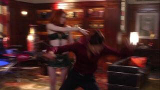 Maxima (played by Charlotte Sullivan) Smallville Instinct 37