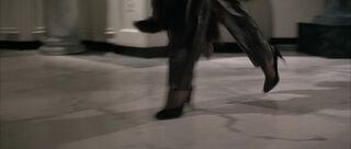 Fatima Blush (played by Barbara Carrera) Never Say Never Again