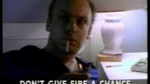 Fire Kills - Nightmare (1990, UK)