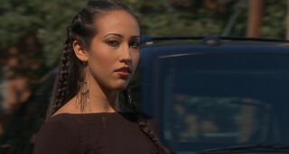 Nadja (played by Marisa Quintanilla) Road House 2 Last Call 18