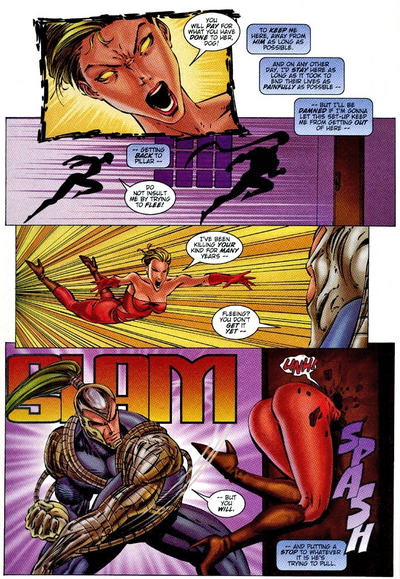 Warblade Endangered Species 3 page 8