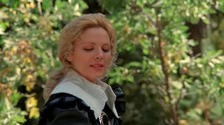 Justine de Winter (played by Kim Cattrall) The Return of the Musketeers 221