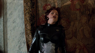 Jessica Priest in Spawn (played by Melinda Clarke) 113