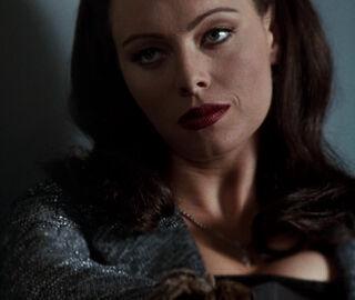 Jessica Priest in Spawn (played by Melinda Clarke) 16