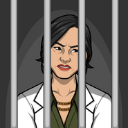 Angela Douglas arrest