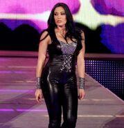 Evil Melina in Black