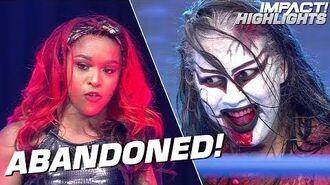 Kiera Hogan ABANDONS Rosemary When Su Yung Attacks! IMPACT! Highlights May 3, 2019
