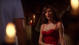 Desiree Atkins (played by Krista Allen) Smallville 35