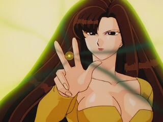 Hinako Ninomiya (voiced by Yumi Touma) Ranma 1-2 Oav 04 27
