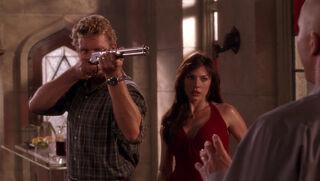 Desiree Atkins (played by Krista Allen) Smallville 83