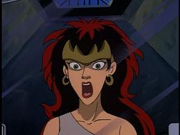 Disney-Gargoyles-The-Mirror-demonas-reaction-to-being-human