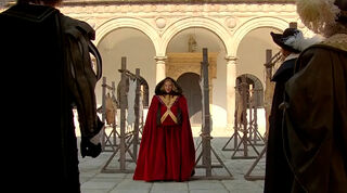 Justine de Winter (played by Kim Cattrall) The Return of the Musketeers 769