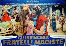 Maciste movie poster