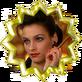 """""""Lucky 007"""" Xenia Onatopp (Goldeneye)"""