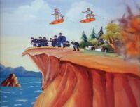 Bambi Police Academy The Animated Series The Hang Ten Gang 18