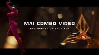 "Dragonball Evolution - Mai Combo Video ""The Master of Shuriken"""