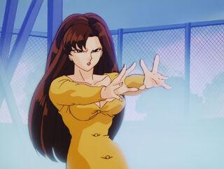 Hinako Ninomiya (voiced by Yumi Touma) Ranma 1-2 Oav 04 75