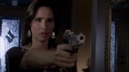 Ellie Hollings pistol